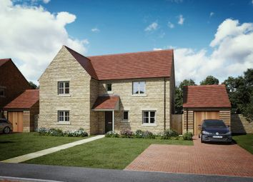 Thumbnail 4 bed detached house for sale in Kennet House, Bow Farm, Stanford In The Vale