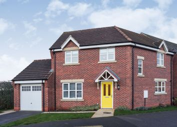 Thumbnail 3 bedroom detached house for sale in Deansleigh, Lincoln