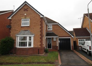 Thumbnail 4 bed detached house for sale in Mosgrove Close, Gateford, Worksop