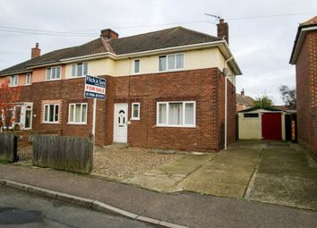 Thumbnail 4 bed semi-detached house for sale in Mount Pleasant, Halesworth