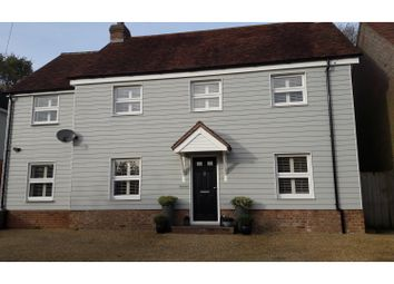 Thumbnail 4 bed detached house for sale in Park Street, Thaxted