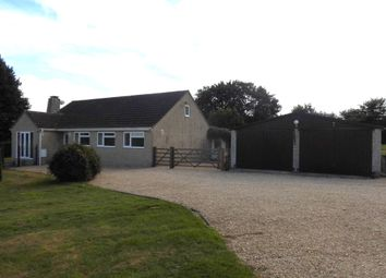 Thumbnail 3 bed detached bungalow to rent in Verrington Lane, Wincanton