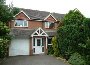 Thumbnail 4 bed detached house for sale in Byford Way, Leighton Buzzard, Bedfordshire