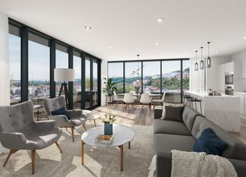 Thumbnail 2 bedroom flat for sale in New Retort House, Brandon Yard, Lime Kiln Road, Bristol