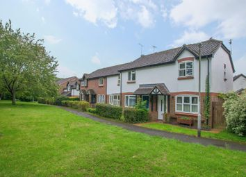 Meadow Close, Compton, Newbury RG20. 3 bed end terrace house