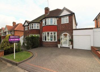 Thumbnail 3 bed semi-detached house for sale in Beverley Court Road, Birmingham