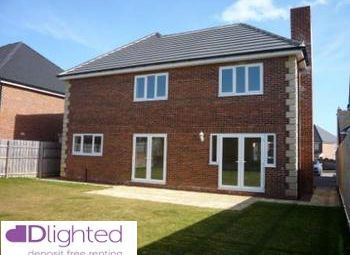 Thumbnail 5 bed detached house to rent in Boulmer Lea, Seaham