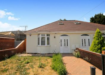 Thumbnail 3 bed bungalow for sale in Ravenor Park Road, Greenford