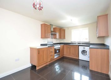 Thumbnail 4 bed detached house to rent in Newport Road, Broughton, Milton Keynes