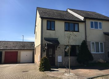 Thumbnail 3 bedroom semi-detached house for sale in Chapel Road, Latchbrook, Saltash