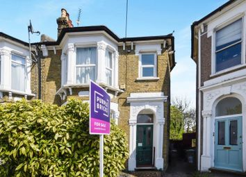 Thumbnail 1 bed flat for sale in St. Swithuns Road, Hither Green