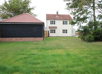 Thumbnail 4 bed detached house for sale in Bures Road, Little Cornard, Sudbury