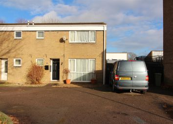 Thumbnail 3 bed semi-detached house for sale in Clailey Court, Stony Stratford, Milton Keynes