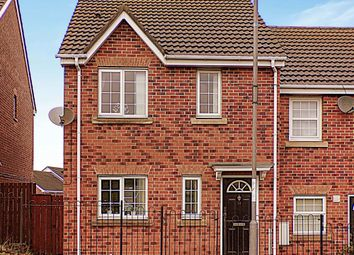Thumbnail 3 bed terraced house for sale in Haggerstone Mews, Blaydon-On-Tyne