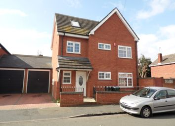 Thumbnail 5 bed detached house for sale in Duke Street, West Bromwich