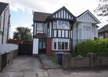 Thumbnail 4 bed semi-detached house to rent in Leighton Gardens, Kensal Rise, London