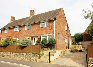 Thumbnail 3 bed semi-detached house for sale in Blackdown View, Ilminster