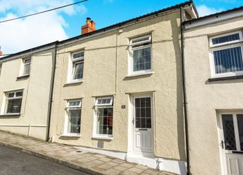 Thumbnail 3 bed terraced house for sale in Manest Street, Rhymney, Tredegar