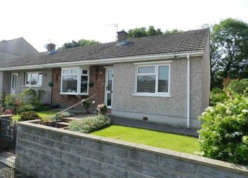 Thumbnail 2 bed semi-detached bungalow for sale in St. Margarets Close, Haverfordwest, Pembrokeshire