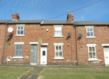 2 bed terraced house for sale in Barwick Street, Easington, County Durham SR8