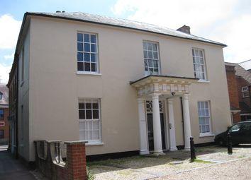 Thumbnail 1 bedroom flat to rent in West Mills, Newbury