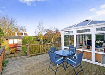 Thumbnail 2 bed detached bungalow for sale in Pean Court Road, Whitstable, Kent