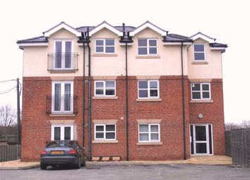 Thumbnail 2 bed flat to rent in Bettisfield Court, High Street, Bagillt, Flintshire