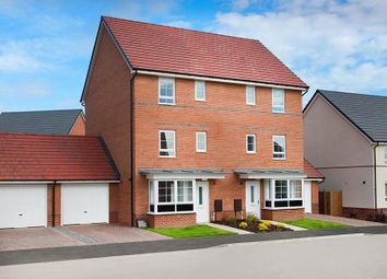 """Thumbnail 4 bedroom semi-detached house for sale in """"Hythe"""" at Station Road, Methley, Leeds"""