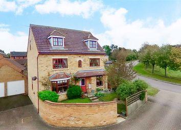 Thumbnail Detached house for sale in Vernier Crescent, Medbourne, Milton Keynes, Bucks