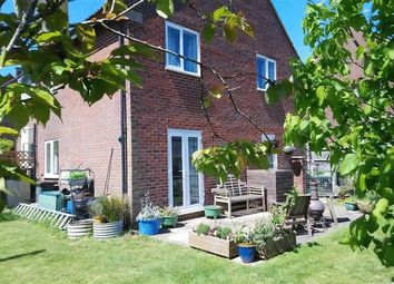 Thumbnail 3 bed semi-detached house for sale in Elm Close, Pitton, Salisbury
