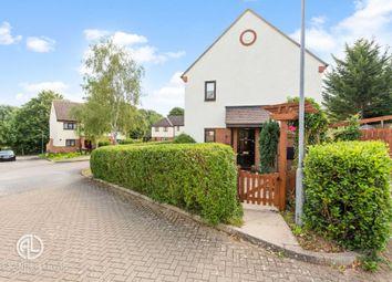 Thumbnail End terrace house for sale in Warren Close, Letchworth Garden City
