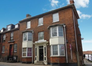 Thumbnail 1 bed block of flats for sale in High Street, Newmarket, Suffolk