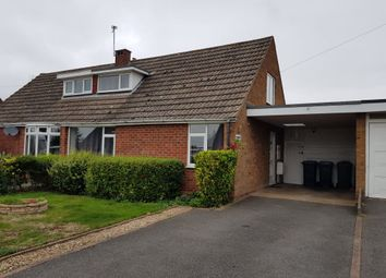 Thumbnail 3 bed semi-detached house to rent in Glebe Road, Southam