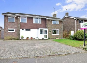 Thumbnail 4 bed detached house for sale in Roman Way, Fishbourne, Chichester, West Sussex