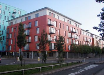 Thumbnail 2 bed flat to rent in Goldsmith Avenue, Southsea