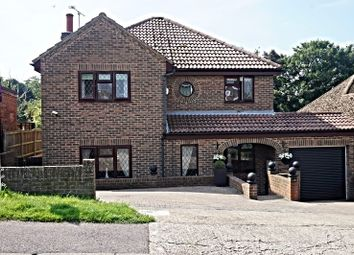 Thumbnail 3 bed detached house for sale in Nethercourt Farm Road, Ramsgate