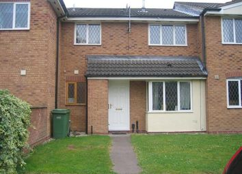 Thumbnail 2 bed terraced house to rent in Dadford View, Brierley Hill, Dudley