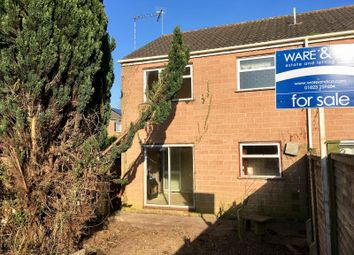 Thumbnail 1 bed semi-detached house for sale in Irvine Close, Staplegrove Park, Taunton, Somerset