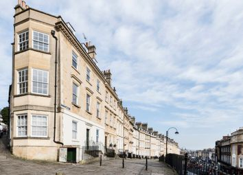 Thumbnail 2 bed flat for sale in Walcot Parade, Bath