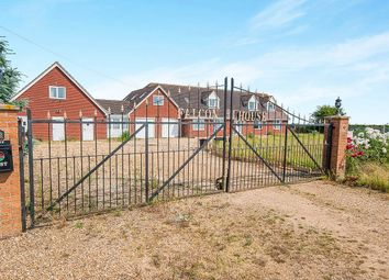 Thumbnail 9 bed property for sale in Luttongate, Sutton St. Edmund, Spalding