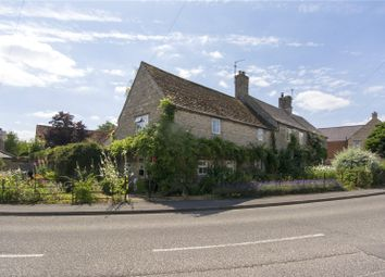 Thumbnail 3 bed semi-detached house for sale in Witham-On-The-Hill, Bourne, Lincolnshire