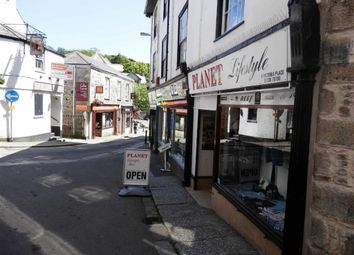 Thumbnail Retail premises for sale in Planet Lifestyle, 6, Victoria Place, St Austell, Cornwall