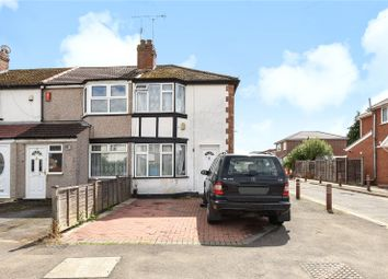 Thumbnail 2 bedroom end terrace house for sale in Pine Place, Hayes, Middlesex