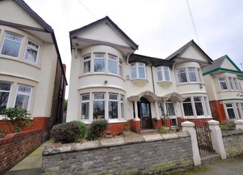 Thumbnail 5 bed semi-detached house for sale in Elleray Park Road, Wallasey