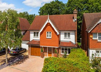 Thumbnail 5 bed detached house for sale in Furze Close, Horley, Surrey