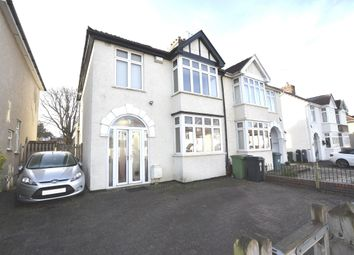 Thumbnail 3 bed semi-detached house for sale in Lampeter Road, Bristol