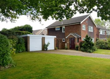 Thumbnail 4 bed detached house for sale in Catterick Drive, Mickleover, Derby