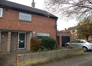 Thumbnail 3 bed semi-detached house to rent in Thornhill Walk, Abingdon