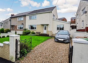 Thumbnail 3 bed semi-detached house for sale in Brynavon Houses, Brynavon Terrace, Hengoed