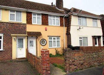Thumbnail 3 bedroom terraced house for sale in Palmyra Road, Gosport